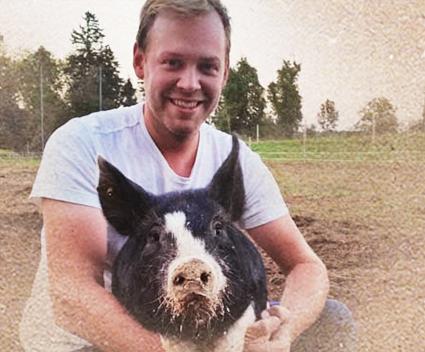 schweine richtig halten